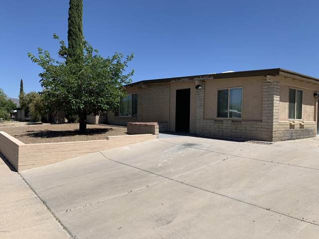 8184 E Nicaragua Drive, Tucson, AZ 85730 (#22013050) :: Gateway Partners | Realty Executives Arizona Territory