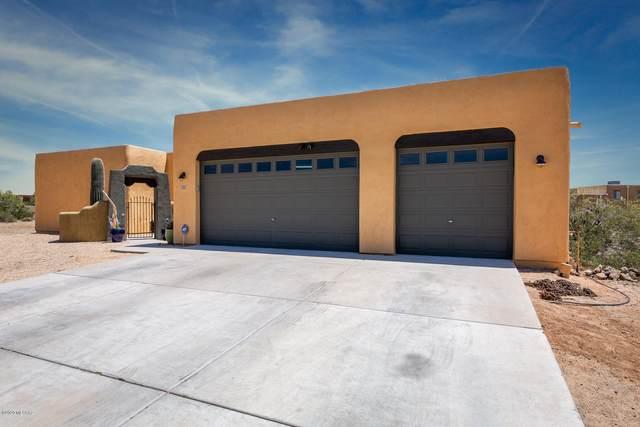 4132 S Tarantula Hawk Place, Tucson, AZ 85735 (#22013058) :: Long Realty Company