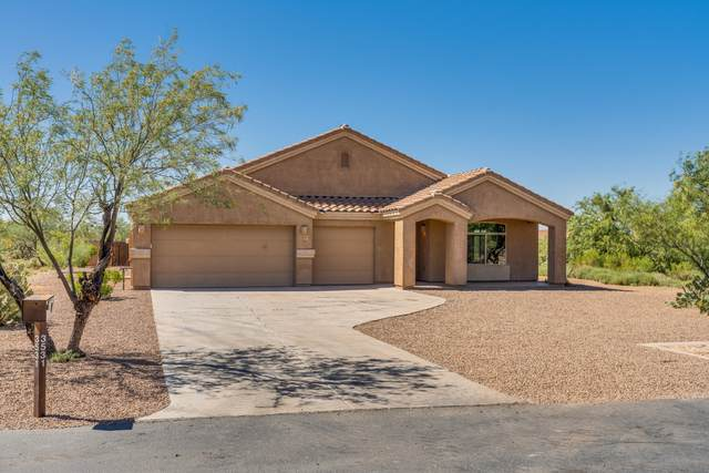 3531 E Beaverhead Drive, Sahuarita, AZ 85629 (MLS #22013059) :: The Property Partners at eXp Realty