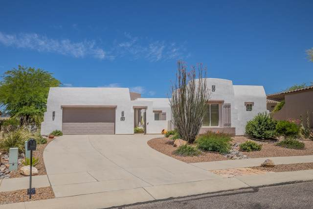 12691 N Rock Creek Road, Oro Valley, AZ 85755 (#22013063) :: Kino Abrams brokered by Tierra Antigua Realty