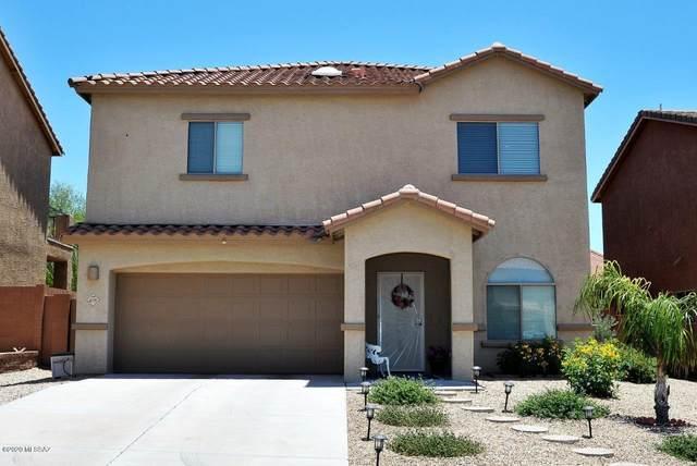 4719 W Countryside Way, Tucson, AZ 85742 (#22013071) :: Gateway Partners | Realty Executives Arizona Territory
