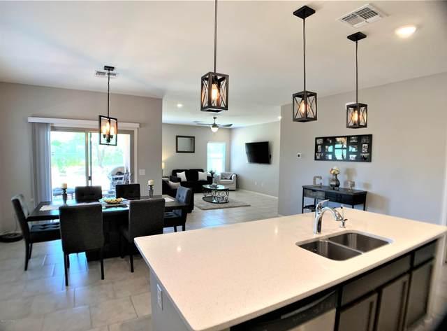 176 E Calle Trona, Green Valley, AZ 85614 (#22013072) :: Gateway Partners | Realty Executives Arizona Territory