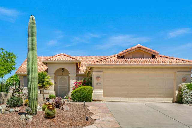 65178 E Emerald Ridge Drive, Saddlebrooke, AZ 85739 (#22013080) :: Luxury Group - Realty Executives Arizona Properties
