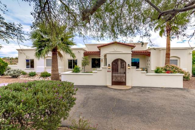 2299 N Painted Hills Road, Tucson, AZ 85745 (#22013094) :: Gateway Partners | Realty Executives Arizona Territory