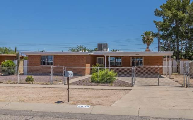 5839 S Rex Stravenue, Tucson, AZ 85706 (#22013108) :: Long Realty Company