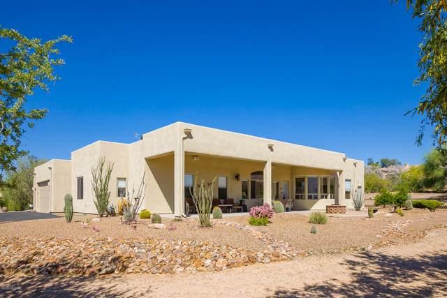 2222 W La Cresta Road, Tucson, AZ 85742 (#22013110) :: The Local Real Estate Group | Realty Executives