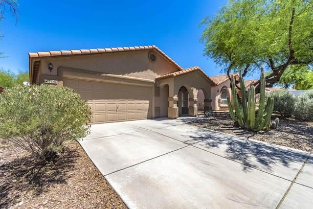 3556 W Camino De Urania, Tucson, AZ 85741 (#22013111) :: Gateway Partners | Realty Executives Arizona Territory