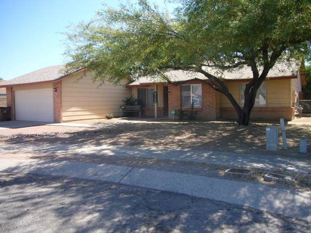 3283 W Coriander Drive, Tucson, AZ 85741 (#22013112) :: The Local Real Estate Group   Realty Executives