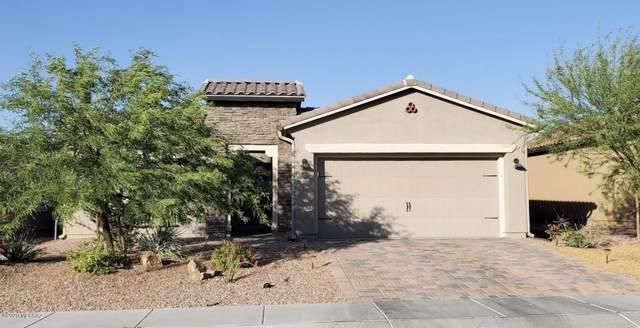 14100 N Silver Leaf Lane, Marana, AZ 85658 (#22013115) :: Gateway Partners | Realty Executives Arizona Territory