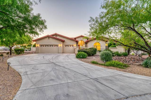 12162 N Tall Grass Drive, Oro Valley, AZ 85755 (#22013120) :: Luxury Group - Realty Executives Arizona Properties