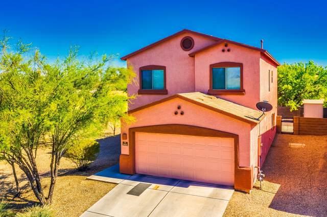 1905 W Calle Dos Rios, Tucson, AZ 85746 (#22013128) :: Long Realty - The Vallee Gold Team