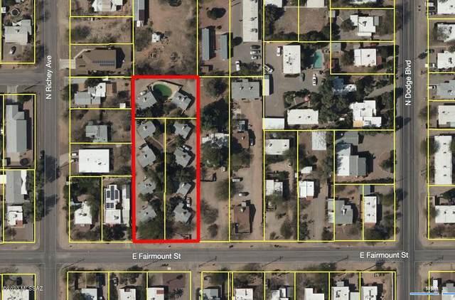 3619 E Fairmount Street C, Tucson, AZ 85716 (#22013133) :: Gateway Partners | Realty Executives Arizona Territory