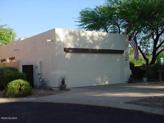 3393 N Wood Violet Court, Tucson, AZ 85750 (#22013140) :: The Josh Berkley Team