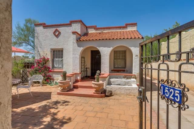 1525 E 10Th Street, Tucson, AZ 85719 (#22013144) :: Long Realty Company