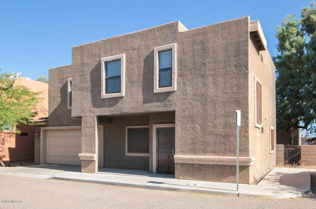 3051 N Estrella Avenue, Tucson, AZ 85705 (#22013146) :: Long Realty Company