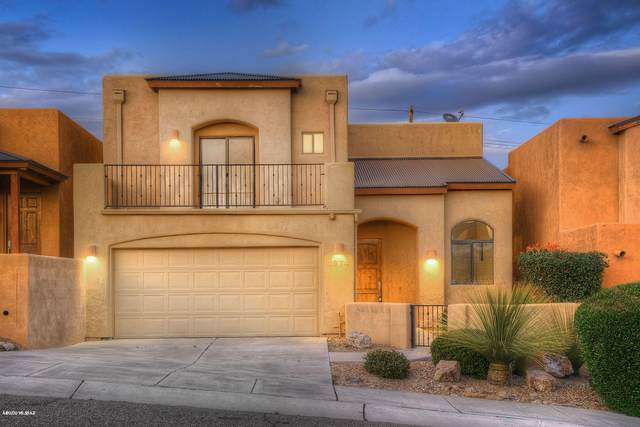 2974 W Stepping Stone Court, Tucson, AZ 85741 (#22013164) :: Gateway Partners | Realty Executives Arizona Territory