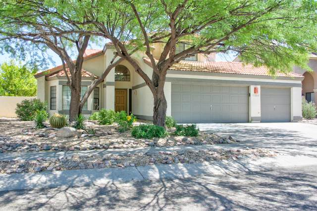 12510 N Lantern Way, Oro Valley, AZ 85755 (#22013170) :: Long Realty - The Vallee Gold Team