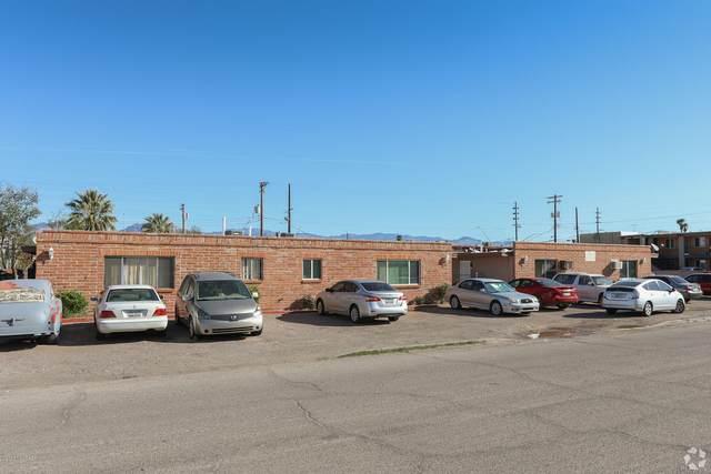 5425 E 30Th Street #10, Tucson, AZ 85711 (#22013174) :: Gateway Partners | Realty Executives Arizona Territory