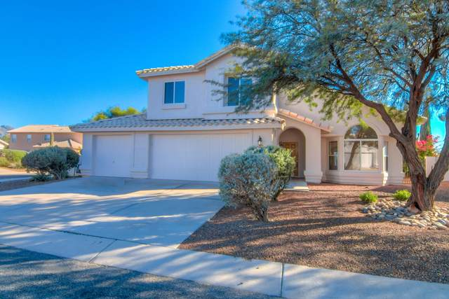 2069 W Grand Cypress Court, Oro Valley, AZ 85737 (#22013187) :: Long Realty - The Vallee Gold Team