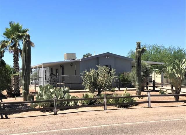 10681 W Grier Road, Marana, AZ 85658 (#22013189) :: Gateway Partners | Realty Executives Arizona Territory