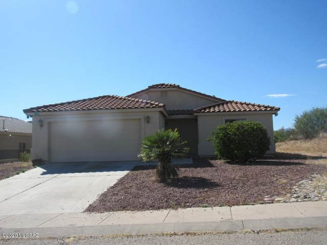 134 Camino Don Guillermo, Nogales, AZ 85621 (#22013198) :: Long Realty - The Vallee Gold Team