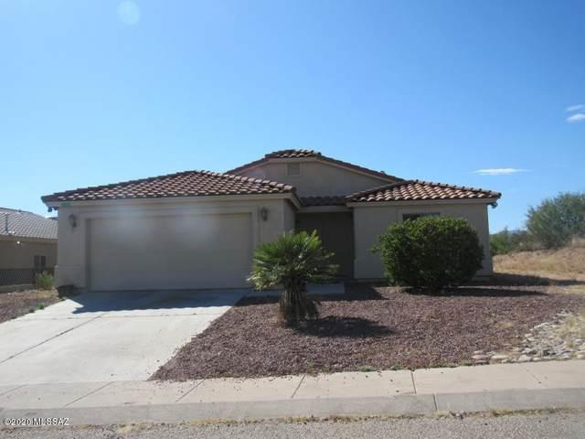 134 Camino Don Guillermo, Nogales, AZ 85621 (#22013198) :: The Local Real Estate Group | Realty Executives