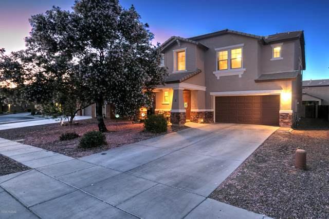 306 W Calle Gota, Sahuarita, AZ 85629 (#22013203) :: Realty Executives Tucson Elite