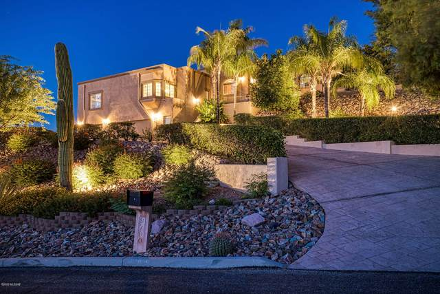 9700 N Calle Loma Linda, Oro Valley, AZ 85737 (#22013219) :: Long Realty Company