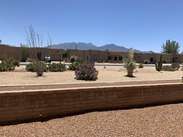 3715 S Paseo De Los Nardos, Green Valley, AZ 85614 (#22013221) :: The Josh Berkley Team