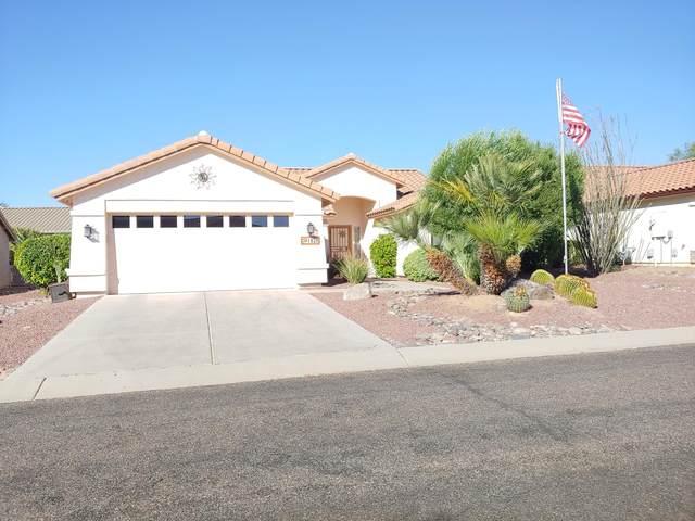 1829 E Desert Lark Pass, Green Valley, AZ 85614 (#22013223) :: Gateway Partners | Realty Executives Arizona Territory