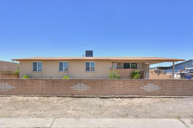6730 S Plaza Del Ganzo, Tucson, AZ 85746 (#22013246) :: Long Realty Company