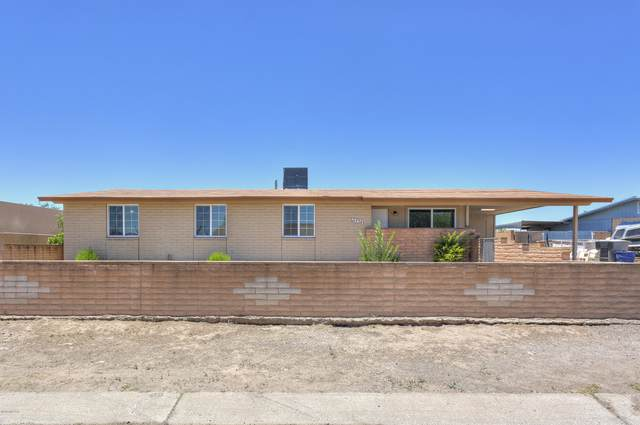 6730 S Plaza Del Ganzo, Tucson, AZ 85746 (MLS #22013246) :: The Property Partners at eXp Realty