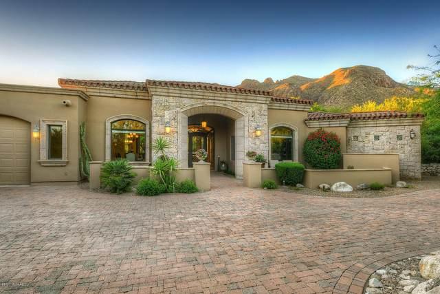 1783 E Sahuaro Blossom Place, Tucson, AZ 85718 (#22013250) :: Luxury Group - Realty Executives Arizona Properties