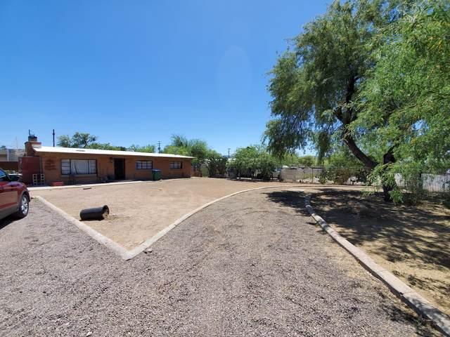2203 W La Osa Street, Tucson, AZ 85705 (#22013251) :: Long Realty - The Vallee Gold Team