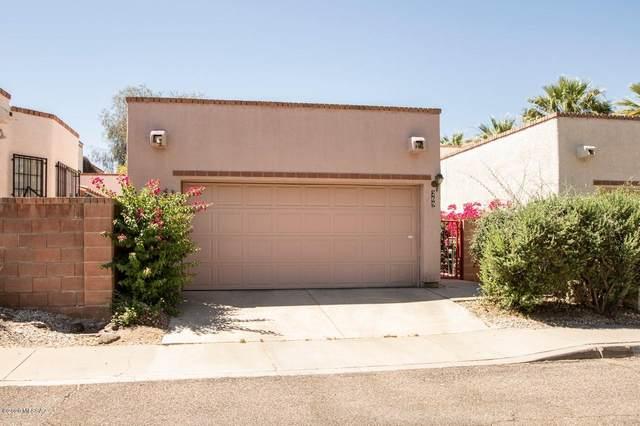 269 N Ashbury Lane, Tucson, AZ 85701 (MLS #22013264) :: The Property Partners at eXp Realty