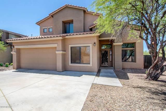 10518 E Avalon Park Street, Tucson, AZ 85747 (MLS #22013267) :: The Property Partners at eXp Realty