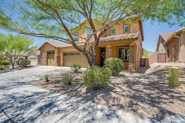 5490 W Dry Creek Court, Marana, AZ 85658 (#22013272) :: Realty Executives Tucson Elite