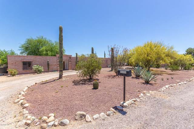 2001 W Khaibar Place, Tucson, AZ 85704 (#22013281) :: The Local Real Estate Group | Realty Executives