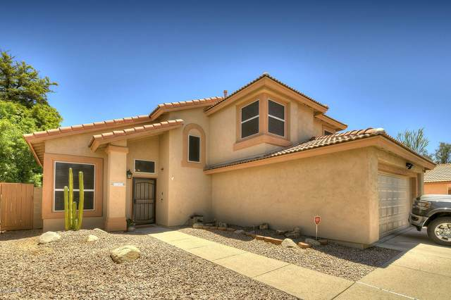 9950 N Outlaw Trail, Tucson, AZ 85742 (#22013285) :: Long Realty - The Vallee Gold Team