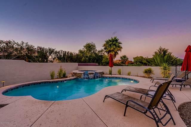 1614 W Placita Rio Pecos, Sahuarita, AZ 85629 (#22013294) :: Realty Executives Tucson Elite