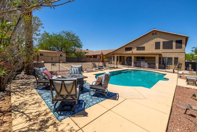 8649 N Ahwatukee Way, Tucson, AZ 85743 (#22013298) :: Long Realty - The Vallee Gold Team