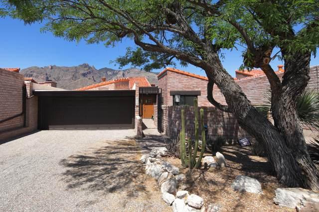 6270 N Cerrada Moreno, Tucson, AZ 85718 (#22013300) :: The Local Real Estate Group | Realty Executives