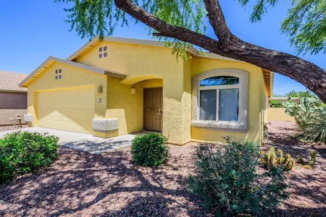 10473 E Port Townsend Street, Tucson, AZ 85747 (#22013302) :: Long Realty - The Vallee Gold Team
