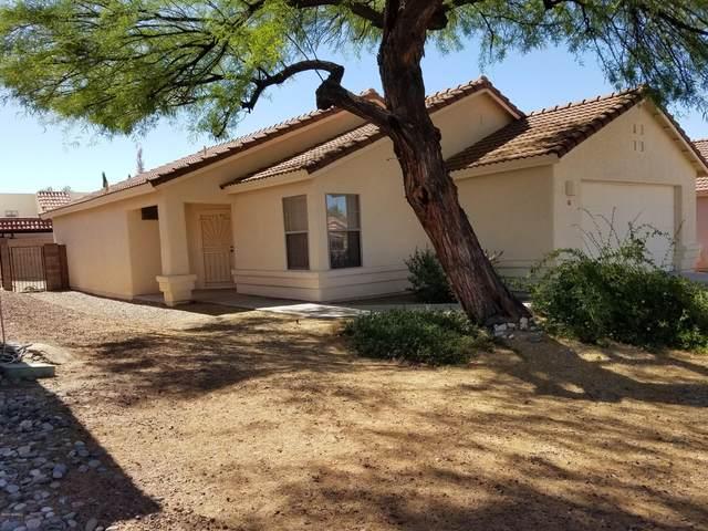 77 N Shadow Creek Place, Tucson, AZ 85748 (#22013308) :: The Josh Berkley Team