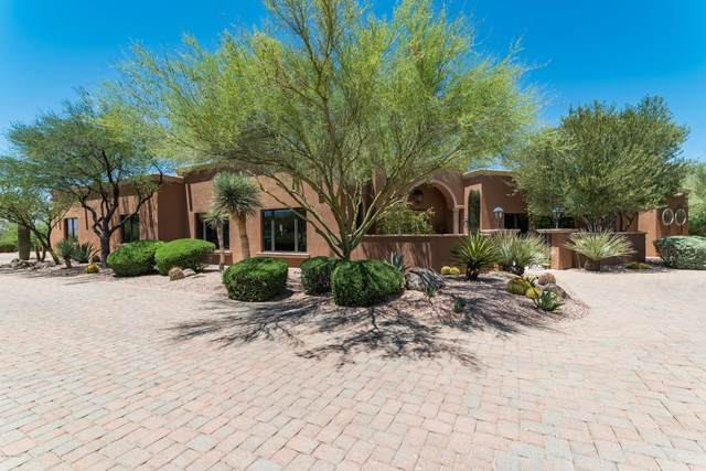 4852 W Dove Nest Place, Marana, AZ 85658 (#22013311) :: Long Realty - The Vallee Gold Team