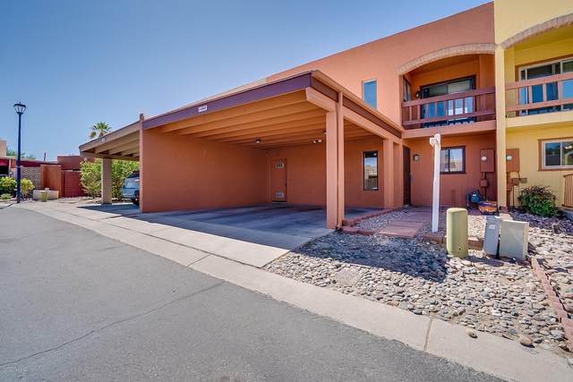 4908 N Via Carina, Tucson, AZ 85704 (#22013317) :: Long Realty - The Vallee Gold Team