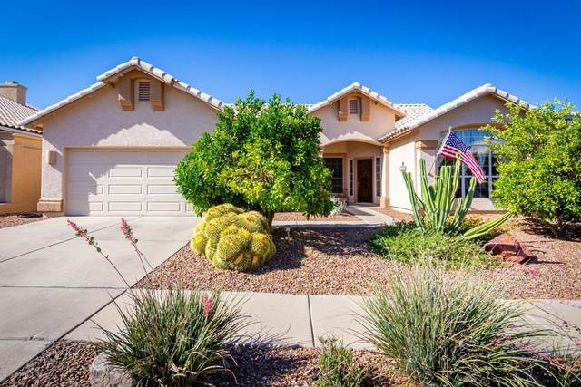 11420 N Silver Pheasant Loop, Oro Valley, AZ 85737 (#22013318) :: Realty Executives Tucson Elite