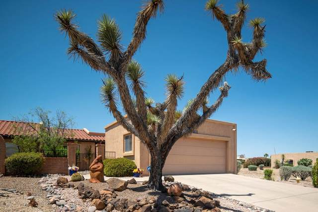 1480 W Via De Roma, Green Valley, AZ 85622 (#22013342) :: Gateway Partners | Realty Executives Arizona Territory