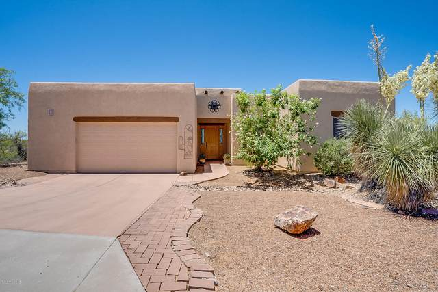 1180 S Kent Spring Place, Green Valley, AZ 85614 (#22013352) :: Long Realty - The Vallee Gold Team
