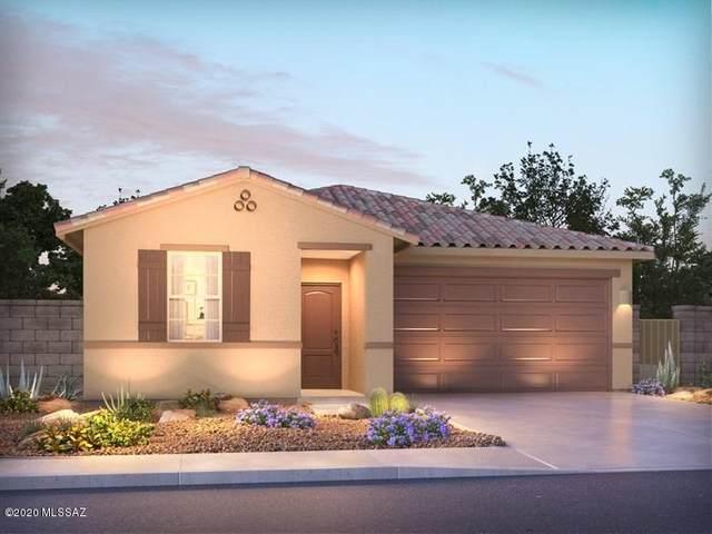 10697 W Filbert Street, Marana, AZ 85653 (#22013354) :: AZ Power Team | RE/MAX Results